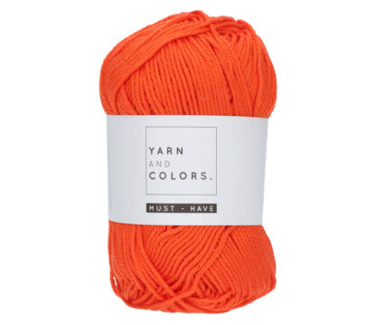Yarn & Colors musthave