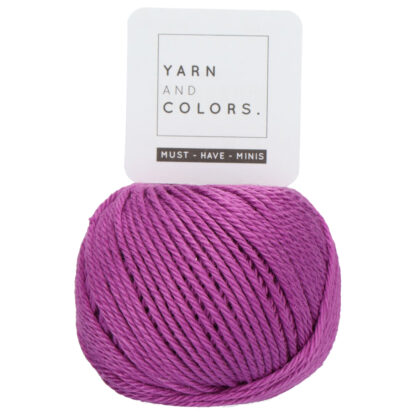 Yarn and colors musthave mini